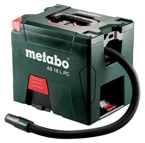 Metabo AS 18 L PC AkkuSauger ohne Akkupack, ohne real