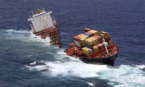 Boat Transport Ct by Arvind S New Zealand Cargo Ship Disaster