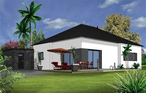 modele de maison plain pied moderne modele de maison plain pied moderne maison moderne