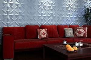 Panneau Mural Decoratif Pas Cher : staff stuc polyur thane qui a dit que le design tait ~ Edinachiropracticcenter.com Idées de Décoration