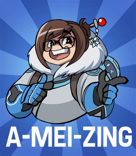 Overwatch Memes Tumblr - mei meme tumblr