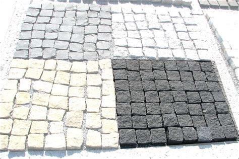 Pflastersteine Kopfsteinpflaster Granitpflaster Naturstein