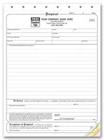 Hvac Free Estimate by Forms Acceptance Forms Contractor Forms Print