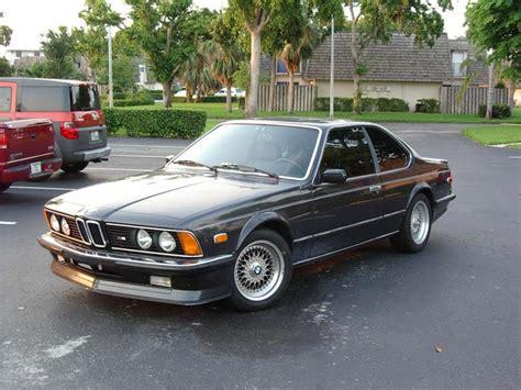 Bmw 635csi For Sale