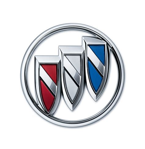 New Buick Logo news wire revised tri shield insignia introduces new