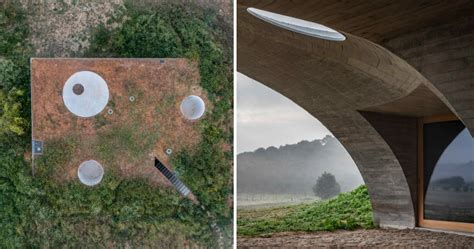 aires mateus completes house  monsaraz  southern portugal