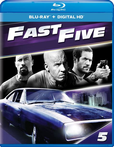 Fast Five Dvd Release Date October 4, 2011