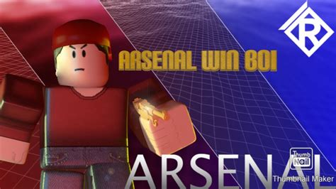 When the game doesn't end (roblox arsenal). ARSENAL WIN BOi (Arsenal gameplay) - YouTube