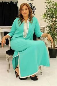 belle robe maison caftan pinterest caftan maisons With robe maison marocaine