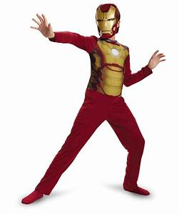 Iron Man Mark 42 Kids Costume - Boy Movie Costumes
