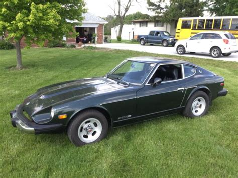 1976 Nissan 280z ,46225 Miles Appears To Be Mostly Original