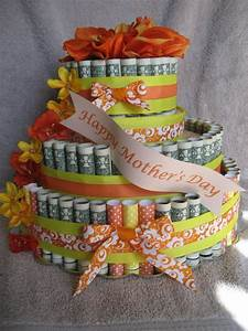 """Check out MONEY CAKE, """"Happy Mothers Day"""" - Unique Gift ..."""