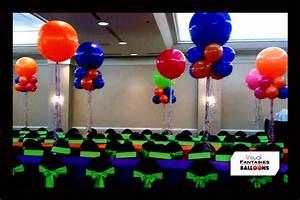 Bar and Bat Mitzvahs Visual Fantasies Balloons