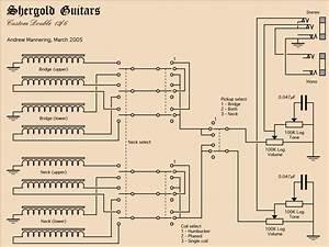 Double Neck Sg Wiring Diagram