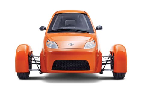 This Three-wheeled Car Costs Just ,800 And Goes 672