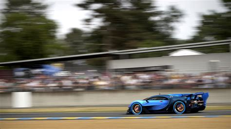 Again, no mechanical changes (would you complain with a thousand brake?), just a cosmetics job. Real Life Bugatti Vision Gran Turismo Car - Racing News