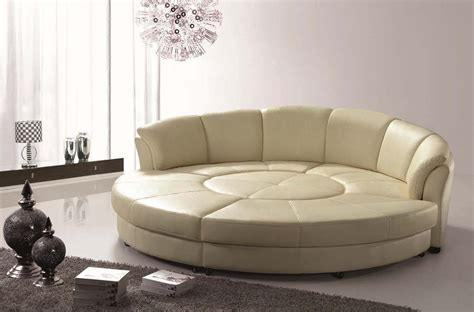 sleeper sofa with ottoman sectional leather sofa bed with ottoman and stool round