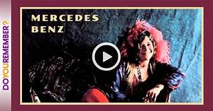 Mercedes Benz Janis Joplin : janis joplin mercedes benz do you remember ~ Maxctalentgroup.com Avis de Voitures