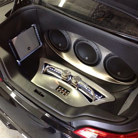 78+ Images About Custom Car Audio On Pinterest Amazing