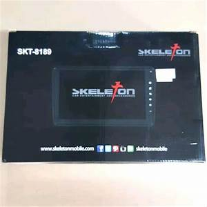 Jual Head Unit Ertiga All New Android 9 Inch Skeleton Skt