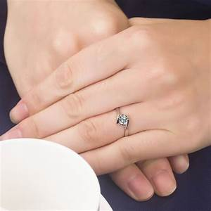 Best wedding band for solitaire engagement ring tags for Best quality wedding rings