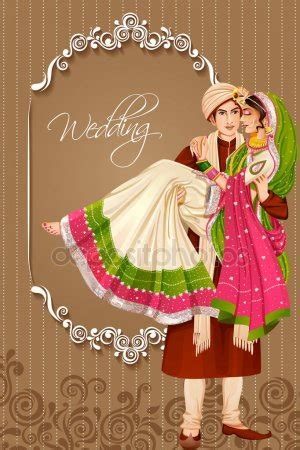 indian couple stock vectors royalty  indian couple