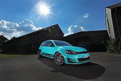 Golf Gti Volkswagen Vw Wallpapers Performance Mk7