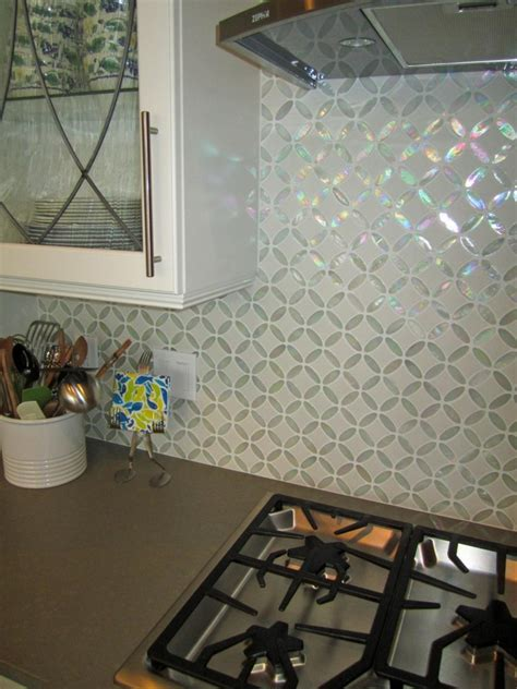 kitchen nice sea glass backsplash  protect  kitchen