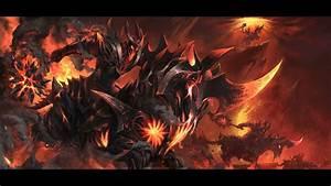 Chaos Knight39s Burning Nightmare Best CK Set Dota 2