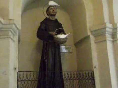 Le Stuoie Santa Degli Angeli by La Statua Di San Francesco Con Le Tortorelle Vive Chiesa