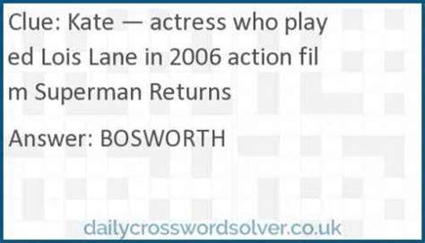 actress kate crossword actress johansson who plays black window in avengers