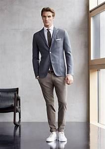 Casual Business Look Herren : pin von julian auf style m nner mode m nnermode und herren outfit ~ Frokenaadalensverden.com Haus und Dekorationen