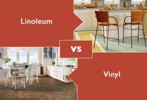 [Difference] between Linoleum and Vinyl Flooring