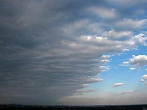 Stratocumulus Clouds Are Uniform Grayish Clouds That Often