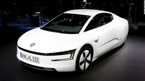 Efficient Car In The World by Vw Unveils World S Most Efficient Car