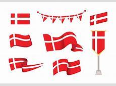Danish Flag Vector Download Free Vector Art, Stock