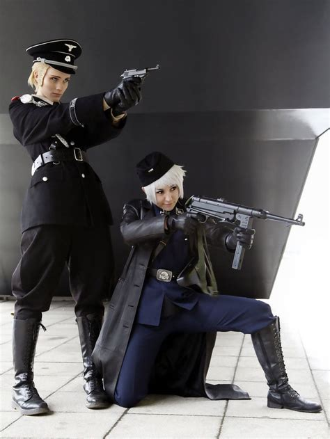 Hetalia Germany and Prussia cosplay. | Anime & Cosplay Fun ...