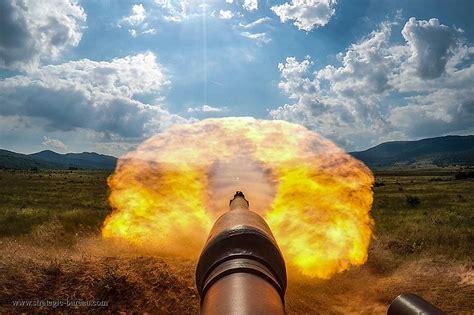 The M1A2 Abrams firing in Bulgaria | Strategic Bureau of ...