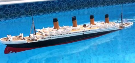 Lego Ship Sinking In Real Water by Best Titanic Sinking Toy Photos 2017 Blue Maize