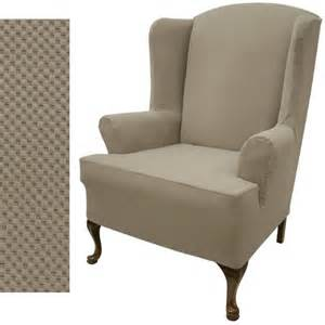 cheap chair covers wing chair slipcovers august 2011 if finding the best