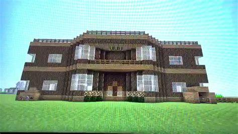 create a house ماين كرافت بناء بيت خورافي ١ minecraft build a house