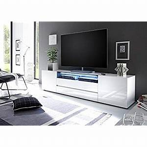 Tv Lowboard Led : 50 collection of tv stands with led lights tv stand ideas ~ Frokenaadalensverden.com Haus und Dekorationen