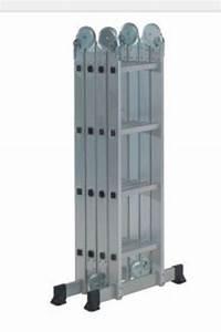 Echelle Pliante Telescopique : echelles du rayon outillage achetez en ligne ~ Edinachiropracticcenter.com Idées de Décoration