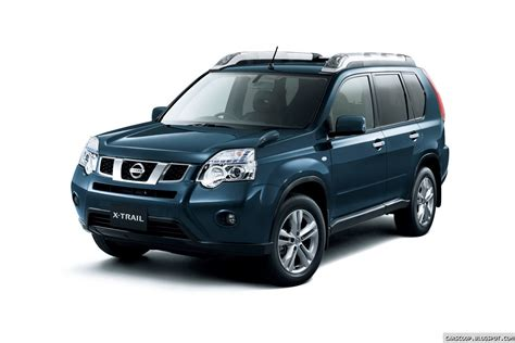 nissan japan cars 2011 nissan x trail suv facelift breaks cover in japan