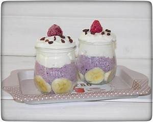Overnight Oats mit Blaubeer Chia Pudding Food & Travel Blog