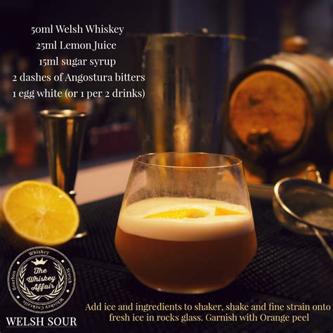 whiskey sour recipe traditional whiskey sour