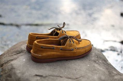 Boat Shoes In The Fall by Sperry Authentic Original 2 Eye Boat Shoe Fall 2010