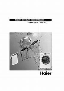 Haier Hwd80 1482 Washer Dryer