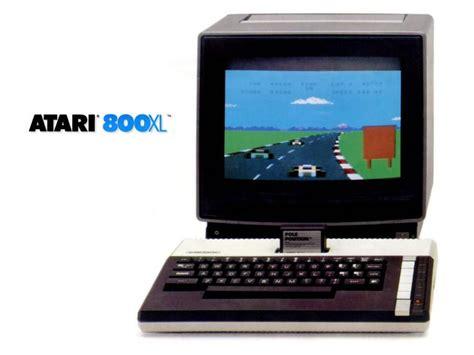 The Golden Age of Atari Home Computers - Atari 800XL (1983 ...