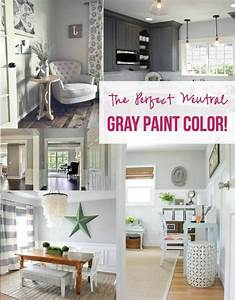 The, Perfect, Neutral, Gray, Paint, Color, Sherwin, Williams